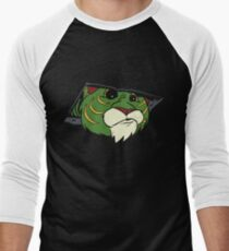 Ceiling Tiger Men's Baseball ¾ T-Shirt