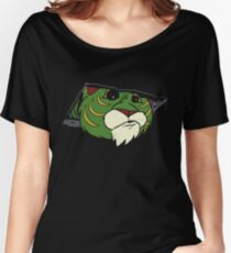 Ceiling Tiger Women's Relaxed Fit T-Shirt