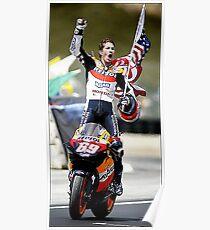 rider world champions Poster