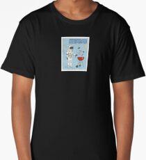 Astronaut costume poster Long T-Shirt