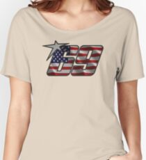 69 of usa Women's Relaxed Fit T-Shirt