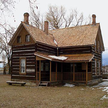 Christien House by rebelpony