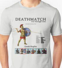 History Deathmatch Unisex T-Shirt