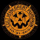 Cult of the Great Pumpkin: Alchemy Logo by Chad Savage