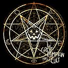 Cult of the Great Pumpkin: Pentagram by Chad Savage