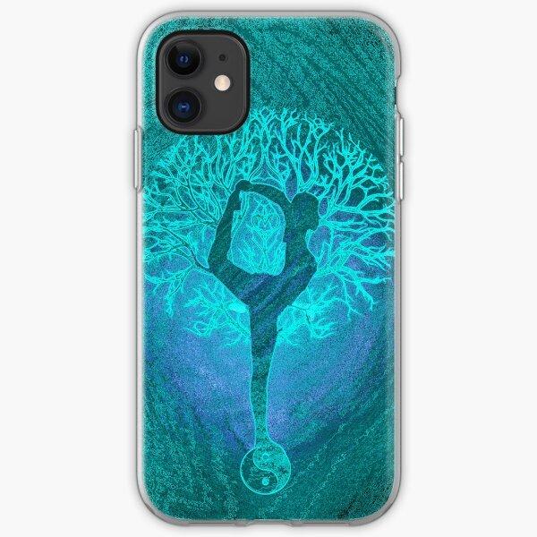 Tree of Life Yoga iPhone Soft Case
