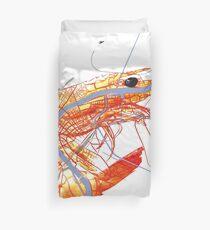 Basel Citymap Artwork | SHRIMP Duvet Cover
