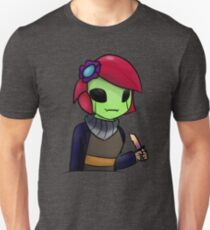 Floran likes this knife Unisex T-Shirt