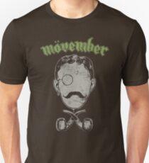Mövember Head Unisex T-Shirt