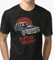 Kitteh Proof Tri-blend T-Shirt