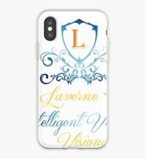 Visionary Laverne iPhone Case