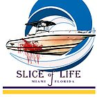 slice of life - dexter by American  Artist