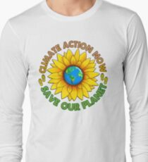 People's Climate Change March on Washington Justice 2017 T-Shirt
