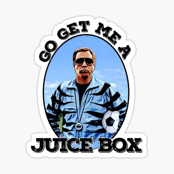 Go get me a juice box Sticker