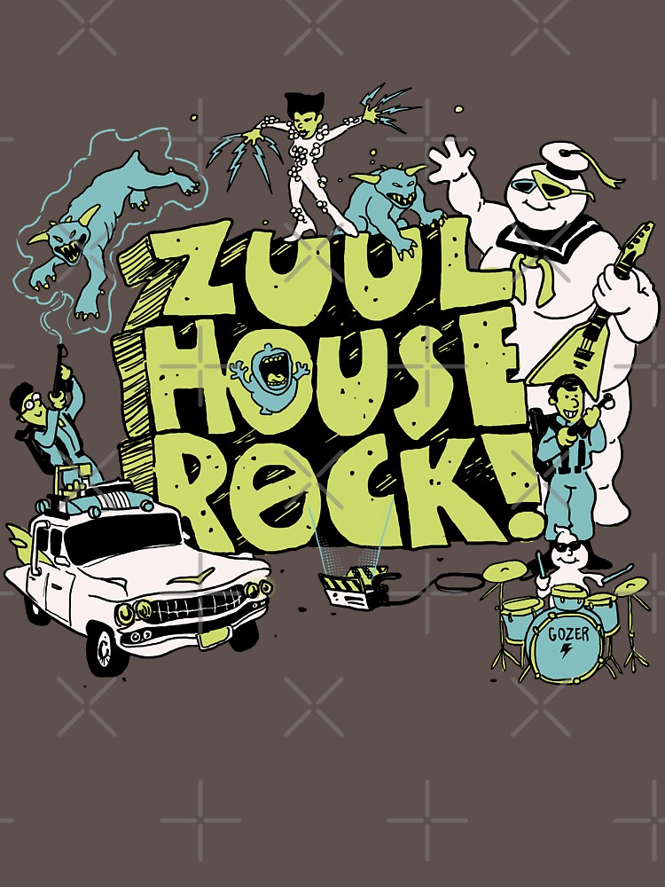 Zuul House Rock | Unisex T-Shirt