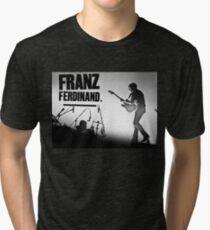 WARKOP FERDINAND 2017 FRANZ TOUR Tri-blend T-Shirt