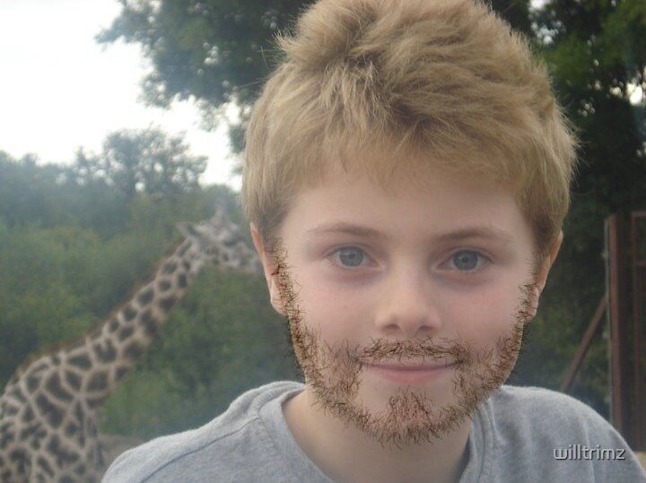 Beardy Brum by willtrimz