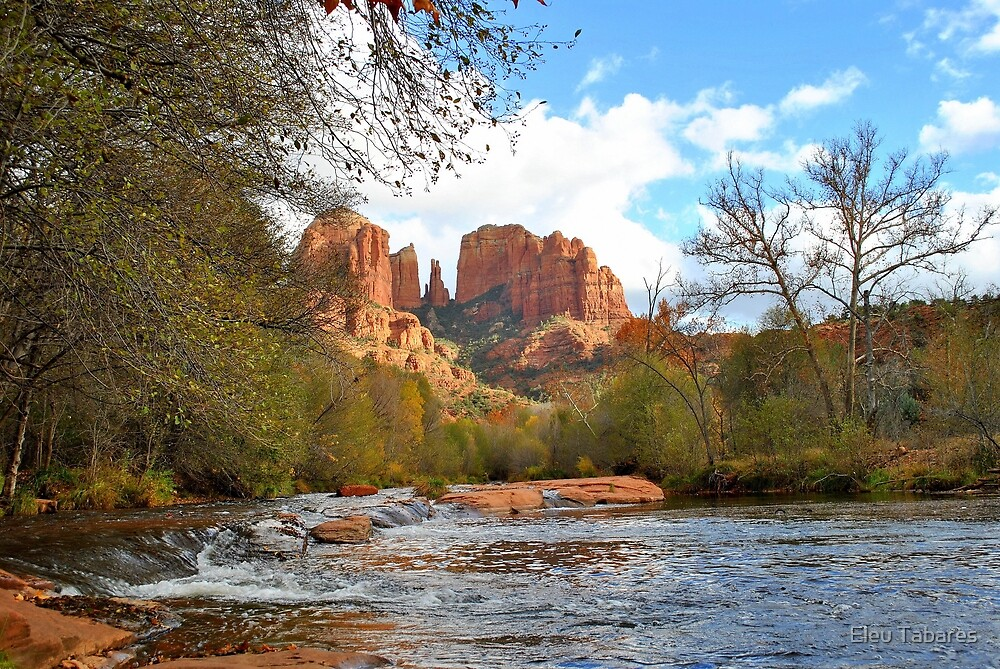 Cathedral Rock, Sedona by Eleu Tabares