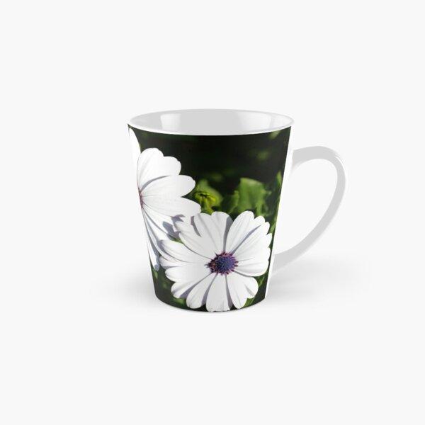 Purple and White Daisys Tall Mug
