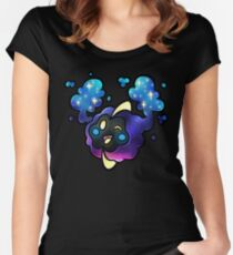 Cosmog Women's Fitted Scoop T-Shirt