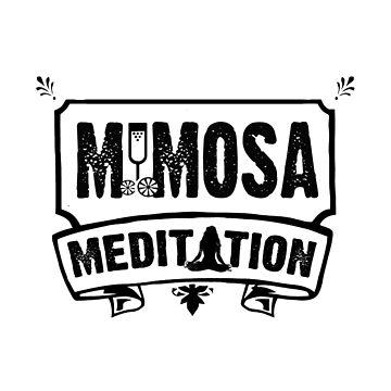 Mimosa Meditation by tgitees