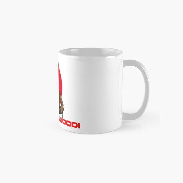 Good Morning Wood!!! Classic Mug