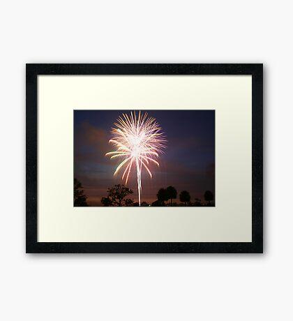 Independence Day Framed Print