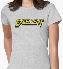 Excellent Womens Fitted T-Shirt