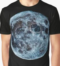 Death Moon  Graphic T-Shirt