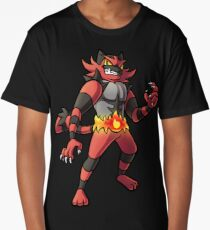 Incineroar Long T-Shirt