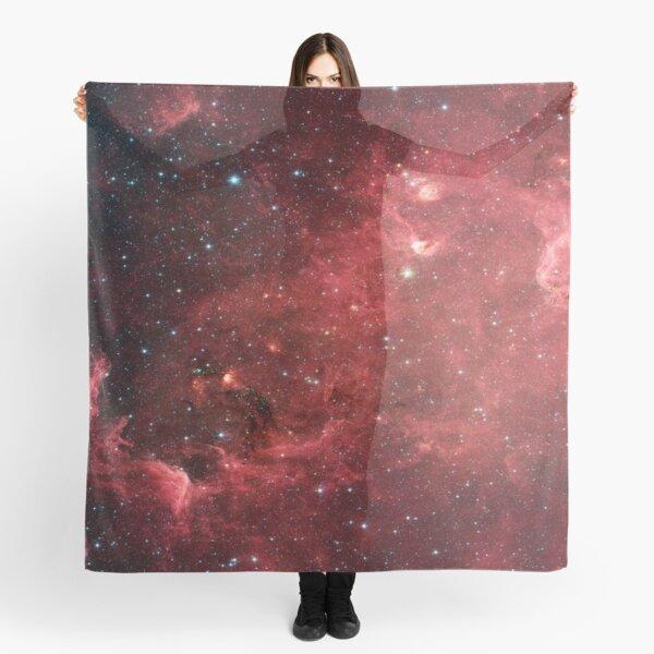 North America Nebula Infrared, RBSSG Scarf