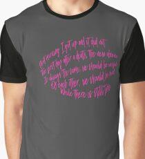 The Mower Graphic T-Shirt