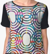 Seismic Women's Chiffon Top