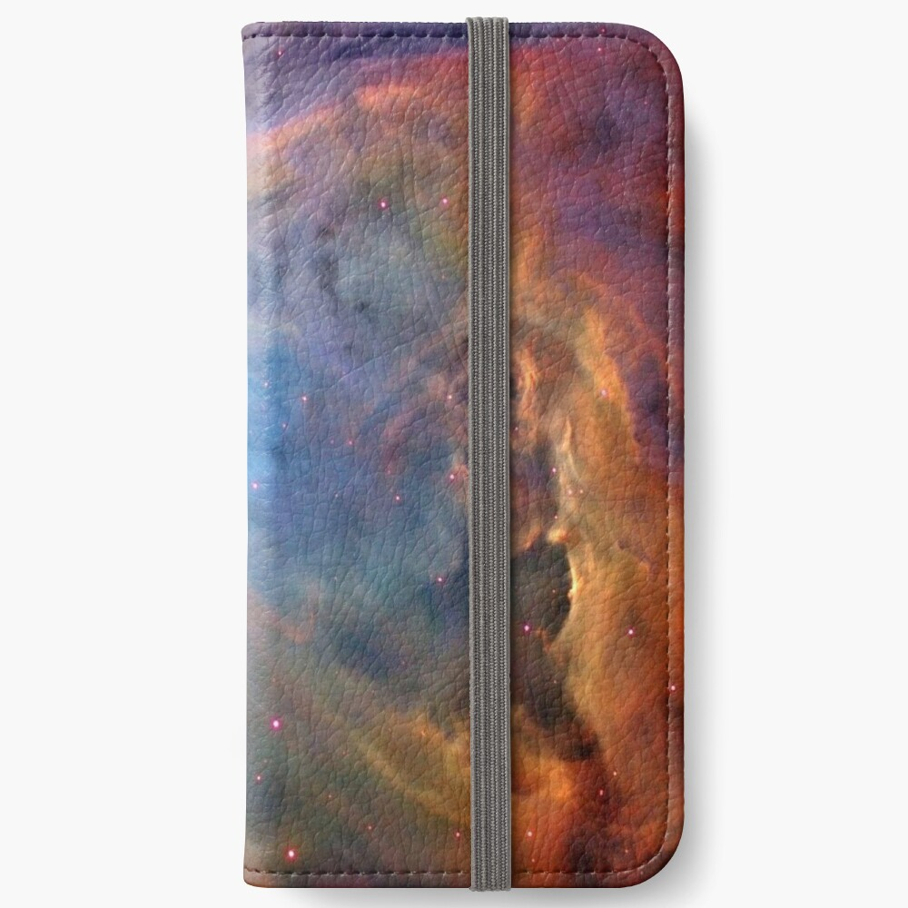 Orion Nebula Space Galaxy, RBSSG iPhone Wallet
