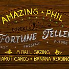 amazing phil fortune teller  by backin2009