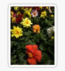 Mystery flower 7 Sticker