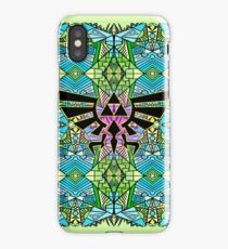 Hylian Royal Crest - Legend Of Zelda - Pattern iPhone Case