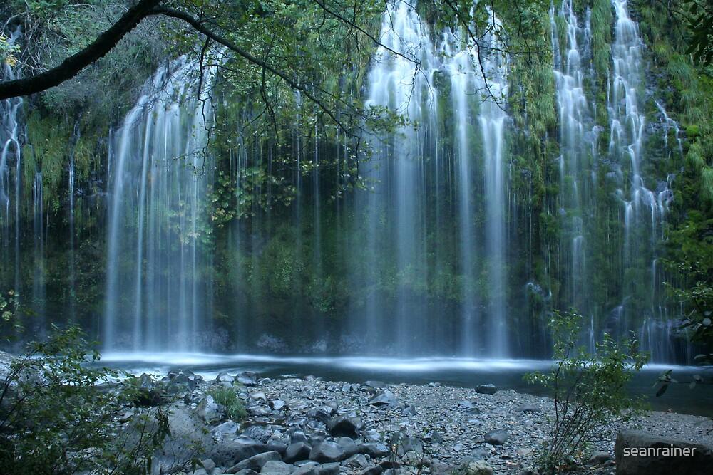 Mossbrae Falls by seanrainer