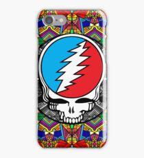 Grateful Dead Trippy Pattern iPhone Case/Skin