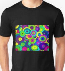 Crazy Psychedelic Retro Design!!! Unisex T-Shirt