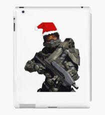 Master Chief Christmas iPad Case/Skin