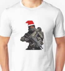 Master Chief Christmas T-Shirt