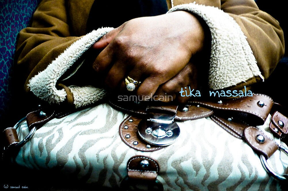 Hands Can Talk - Tika Massala by samuelcain