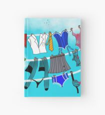 After the dirty weekend Hardcover Journal