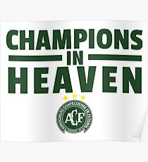 CHAMPION IN HEAVEN Poster