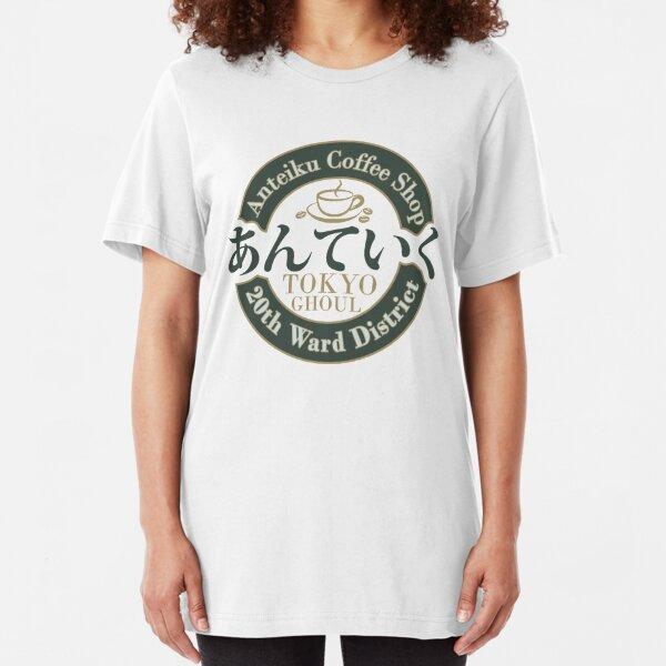 TOKYO GHOUL Slim Fit T-Shirt