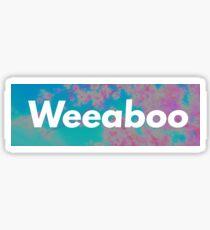 WEEBOO SUPREME Sticker