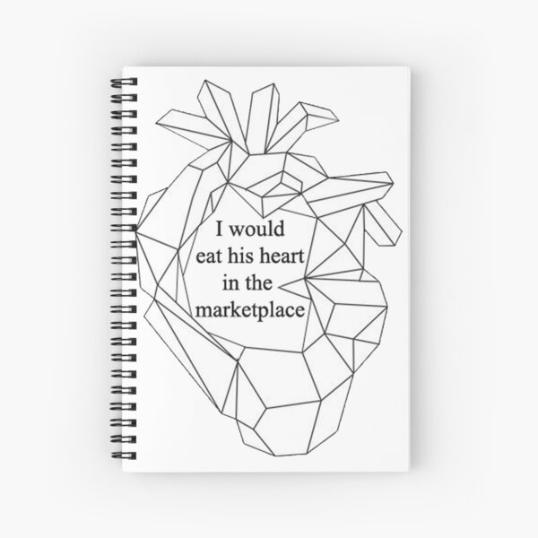 Much Ado About Nothing Spiral Notebook