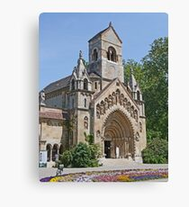 Jak Church, Budapest Canvas Print
