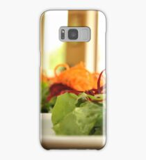 Buffet Salad Samsung Galaxy Case/Skin